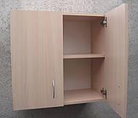 Шкаф навесной 60х60х30 на кухню (дуб молочный), фото 1