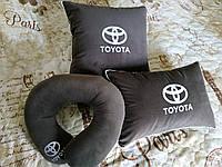 Подушка декоративна TOYOTA, фото 1