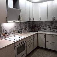 Кухонний фартух з скла париж