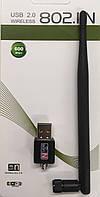 USB WI-FI Адаптер 802.IIN MOD W-802/600/ 1108 Mbps (300)