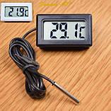 Термометр DC-1 с выносным датчиком температуры, фото 2