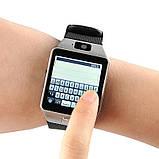 Часы Smart watch DZ09 ART-5801 (100 шт/ящ), фото 6