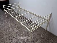 Кровать металлическая КМ-1-800