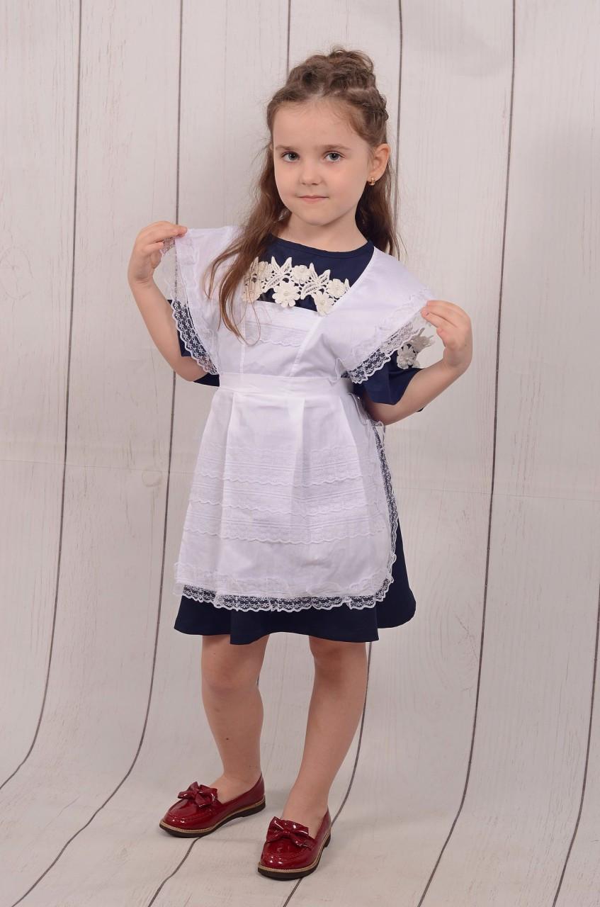 "Фартух на девочку (122-134 см) ""Style Kids"" LM-779"