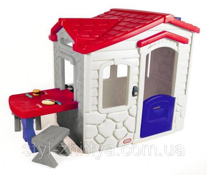 """Дитячий ігровий будиночок """"Пікнік"""""""