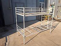 Кровать металлическая КМ-2-800