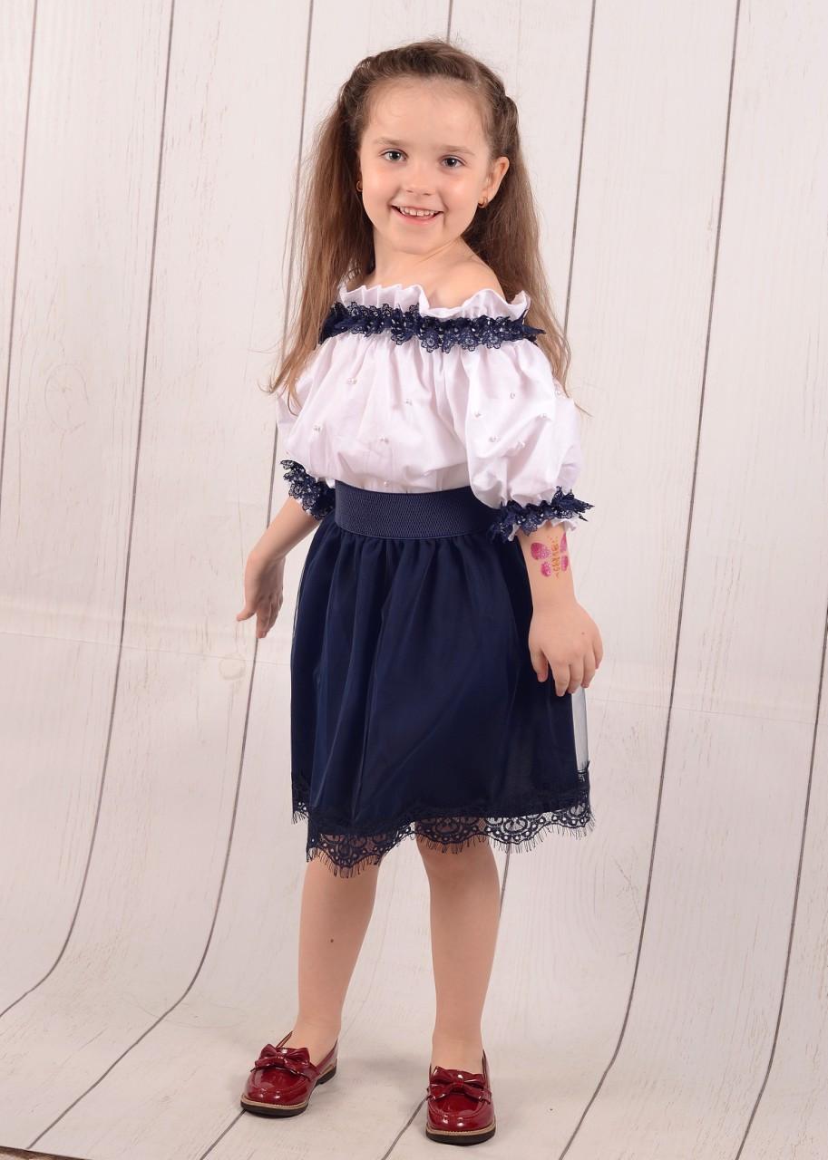 "Платье на девочку (128-152 см) ""Style Kids"" LM-779"