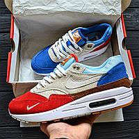 Кроссовки мужские Nike Air Max 87. ТОП КАЧЕСТВО!!! Реплика класса люкс (ААА+), фото 1