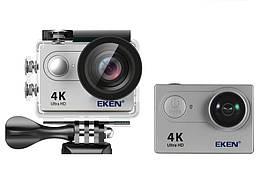 Экшн-камера EKEN H9R CAM 4K Ultra HD. Спортивная камера EKEN H9R WiFi