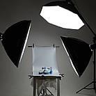 Т-образный раскладной штатив. Фото штатив с клипсами для предметной съёмки, фото 3