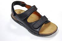 Женские ортопедические сандалии Scholl Thames 39 Черный (предоплата)