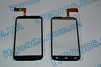 Оригинальный тачскрин / сенсор (сенсорное стекло) для HTC Desire V T328W (черный цвет), фото 1