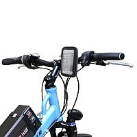 """Велосипедный держатель для смартфонов, универсальный (диагональ до 5.5"""")"""