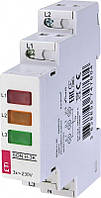 Трехфазный индикатор наличия напряжения SON H-3K (3-х цветный)