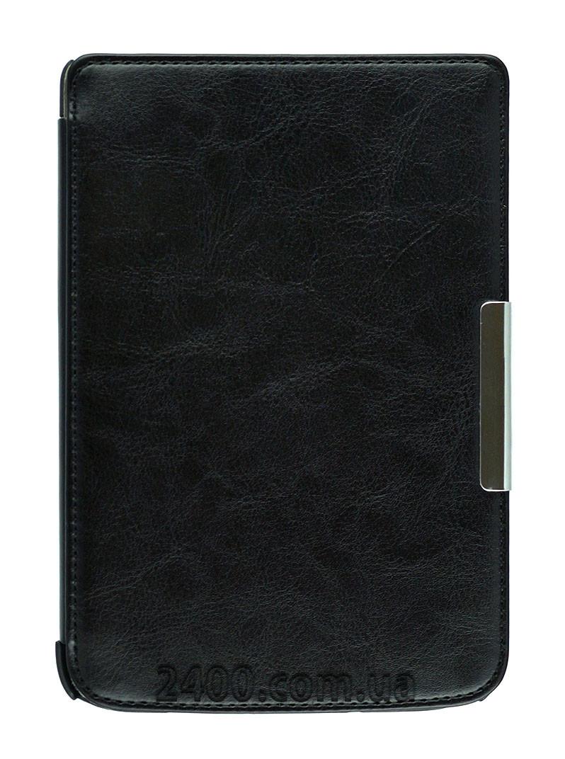 Обложка - чехол для электронной книги PocketBook Touch 622 / Touch Lux 623 черный