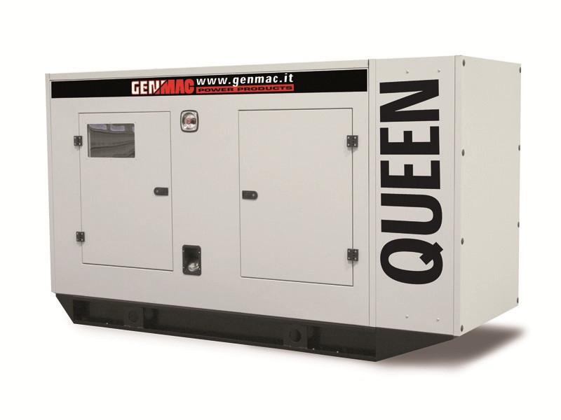 Трехфазный дизельный генератор Genmac Queen G76 DS (65 кВт)