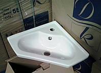 """Умывальник для ванной комнаты угловой """"Дорадо"""" Сорт 1, фото 1"""