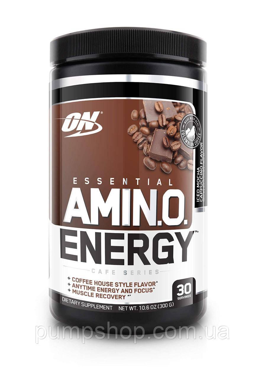 Аминокислоты Optimum Nutrition Amino Energy 30 порц. (уценка)