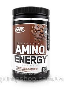 Амінокислоти Optimum Nutrition Amino Energy 30 порц. (уцінка)