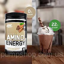 Аминокислоты Optimum Nutrition Amino Energy 30 порц. (уценка), фото 3