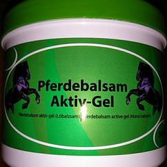 Кінська мазь pferdebalsam aktiv-gel aktiv gel кінська мазь 500мл 500ml