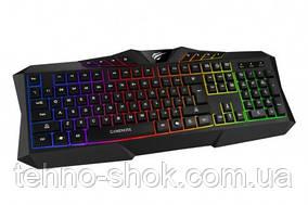 Клавіатури HAVIT HV-KB453L, multimedia wired USB