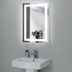 """Зеркало  LED  (50*80*3см) """"JANVIER"""" VZ-D1"""