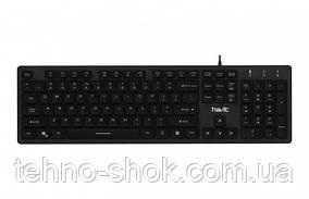 Клавиатура HAVIT HV-KB661U, USB, black