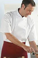 Китель для повара мужской короткий рукав
