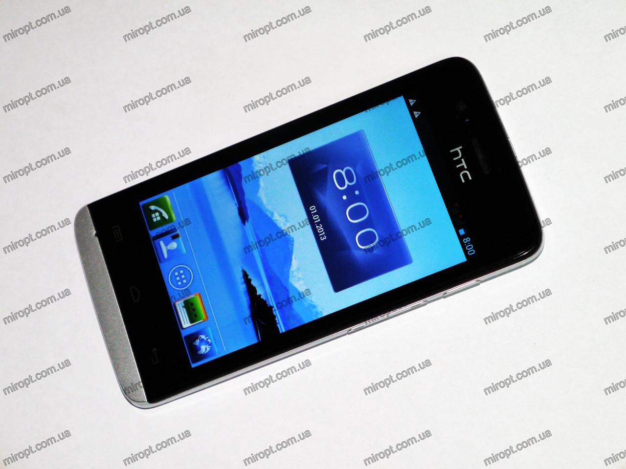 "Телефон HTC One M8 - 4"" + 4 Ядра + 2Sim + GPS"