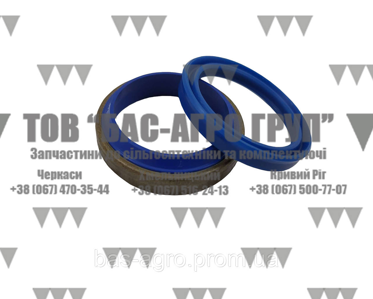 Комплект уплотнений цилиндра маркера 4559-1 (10188990) Monosem аналог