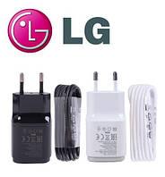 Сетевое зарядное устройство 2 в 1 для LG G Flex 2 H955