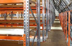 Настил из листов OSB — экономичное решение, обеспечивающее максимальную нагрузку на полку до 600 кг