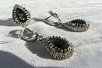 Комплект «Жозефина»: серьги и кольцо