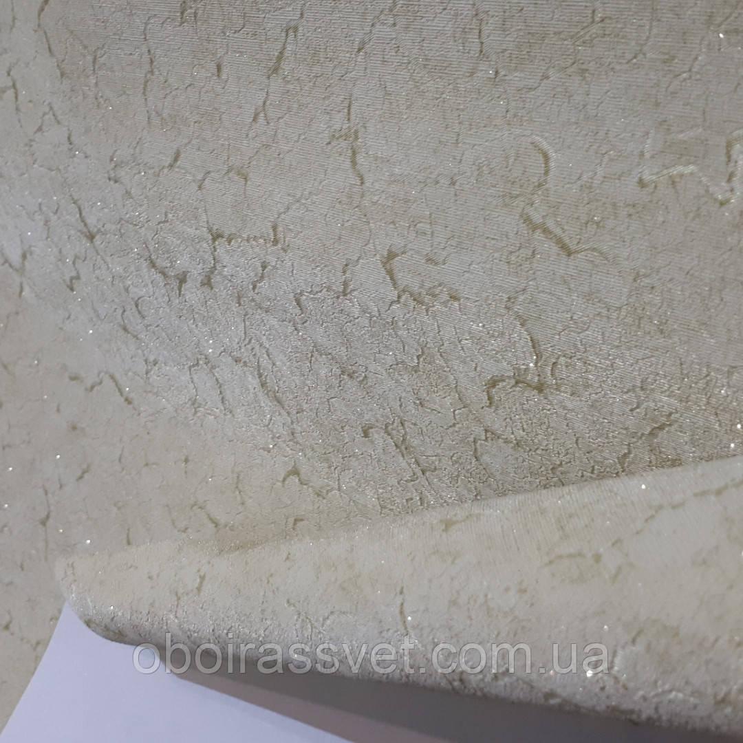 Обои Парфенон 2 885-04,виниловые горячего тиснения,шелкография на флизелине 10 м,ширина 1.06 м