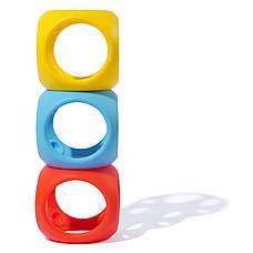 Игрушка-мяч Oibo (яркие цвета, 3 шт в уп.) Moluk., фото 3
