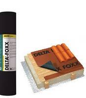 Диффузионная мембрана для пологих крыш со сплошным настилом Dorken DELTA®-FOXX 270 г/м.кв. 1,5м х 50м (1342)