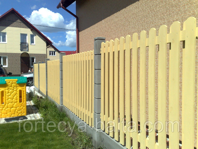 Забор из прессованного бетона купить нк бетон