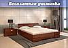 Кровать деревянная Дали из натурального дерева