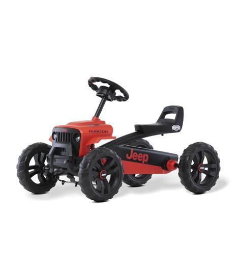 Велокарт для детей, Buzzy JEEP Rubicon , Berg 24301300. Веломобиль детский