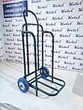 Тележка грузовая двухколесная складская (60х60 см.), фото 2