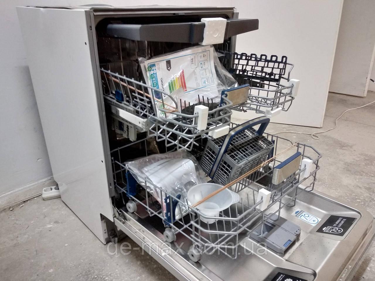 Grundig Грюндиг встроенная посудомоечная машина Edition 70, A ++, 10 литров, 13 комплектов посуды ,44 дБ