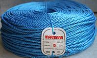 200 метров прочной полипропиленовой верёвки MARMARA 5