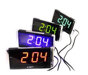 Электронные часы VST (LED)