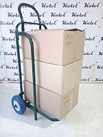 Тележка грузовая двухколесная складская (60х60 см.)
