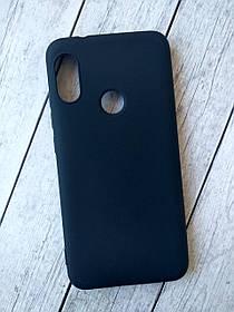 Чехол Huawei P Smart+/Nova 3i Silicon Smitt black