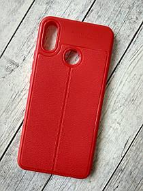 "Чехол Huawei P Smart+/Nova 3i Silicon Auto Focus Original red ""Спец предложение!"""