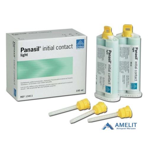 Панасил контакт лайт (Panasil® initial contact light,Kettenbach), 100мл
