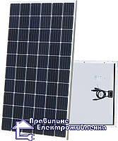 Сонячна батарея Amerisolar AS-6M30-300W, Mono