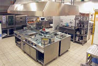Сервисное обслуживание и монтаж пищевого оборудования.